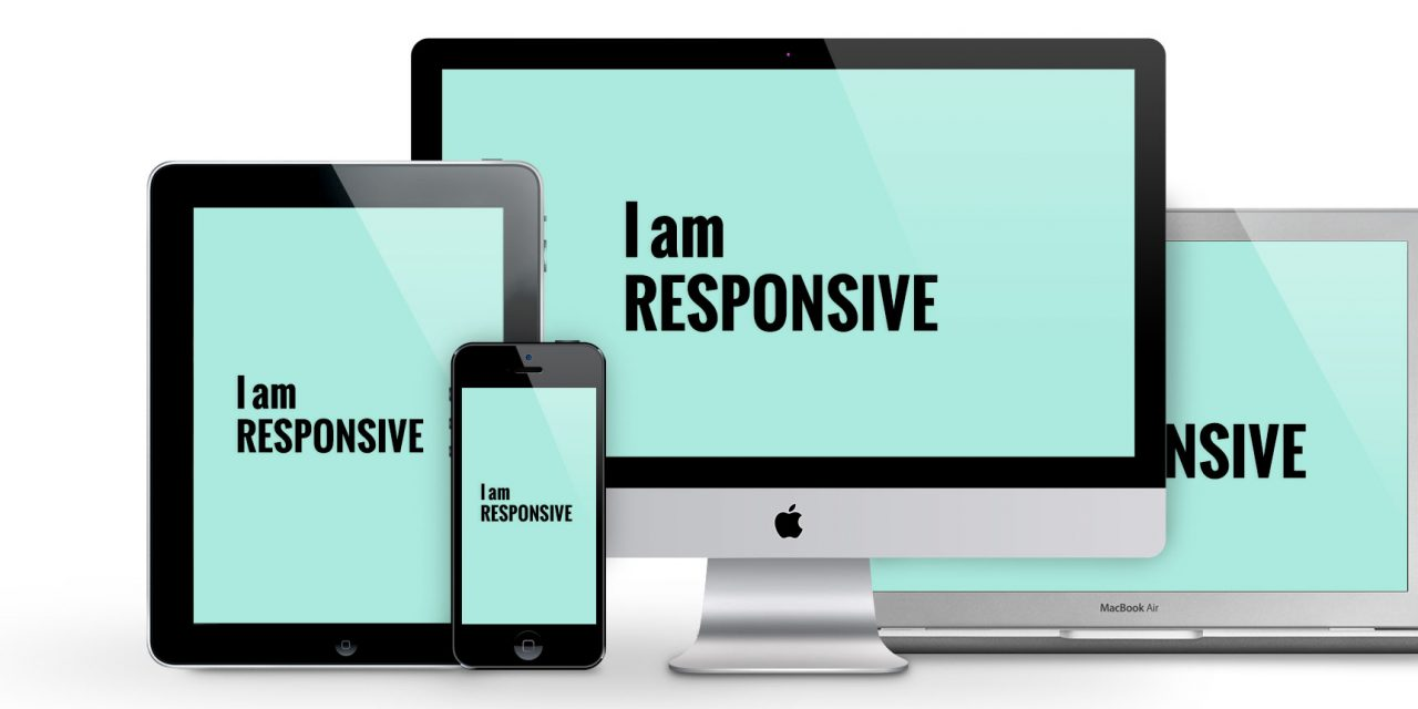 Five mistakes to avoid in responsive website design