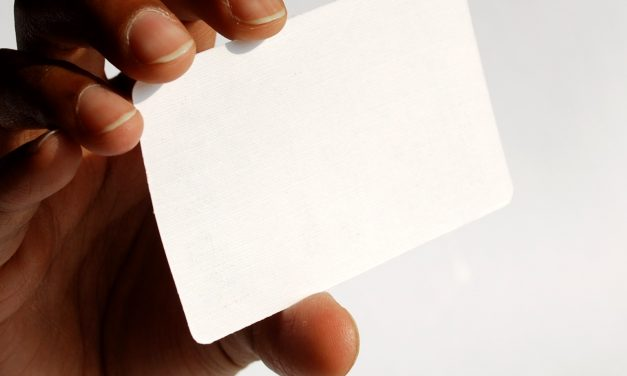 Some misconceptions people have on business cards